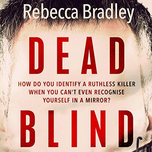 Dead Blind audiobook cover art