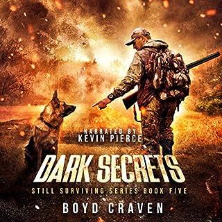 Dark Secrets cover art