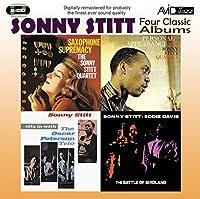 Stitt - Four Classic Albums