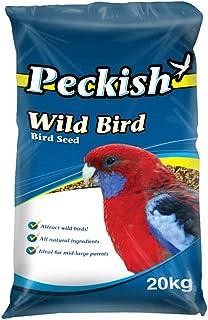 Peckish Wild Bird Seed Mix, 20kg