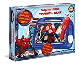 Clementoni - 13269 - Sapientino - Travel Quiz Spiderman, penna interattiva, elettronico parlante, gioco educativo bambini 4 anni, batterie incluse (versione in italiano)