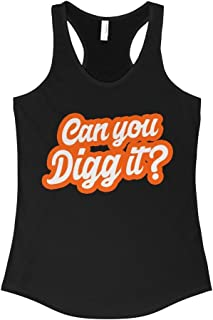 Can You Digg IT Shirt - Tank Top