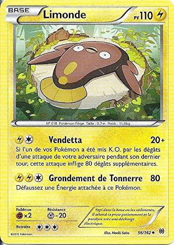 Tarjeta Pokemon – Limonada – PV 110 – 56/162 – Pokemon – VF