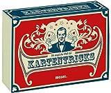 moses. Die magische Welt der Kartentricks | 33 Zaubertricks mit Karten | Inkl. 32 Blatt...