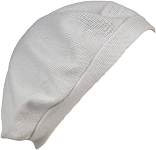 53409d1496bed Landana Headscarves Beret for Women Cotton Flat Band Solid