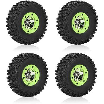 2Pcs Wheel Rim Tire Tyres for WLtoys