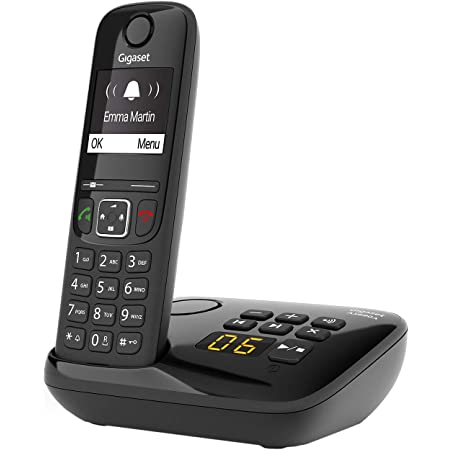 Philips D2551b 01 Dect Schnurlostelefon Mit Elektronik