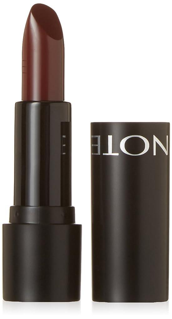 存在する辞任スタックNOTE Cosmetics ロング着用口紅、0.16オンス 第18号