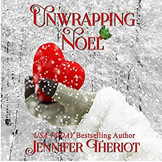 Unwrapping Noel audiobook cover art