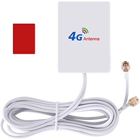 4g Lte Antenne 35dbi Sma Stecker Dual Mimo Antenna Sma Computer Zubehör