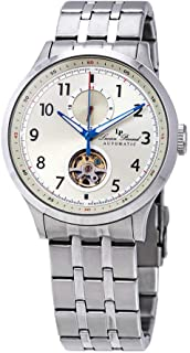 Open Heart GMT II Automatic Champagne Dial Men's Watch LP-28010A-20