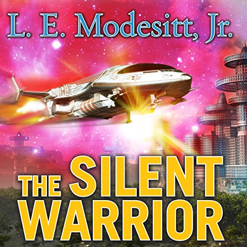 The Silent Warrior audiobook cover art