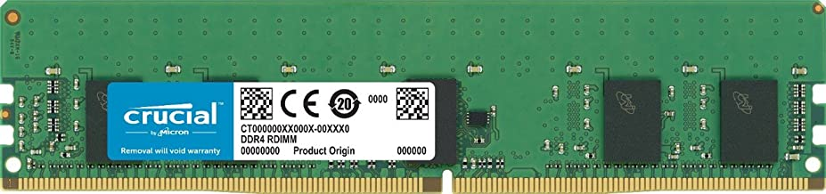 Crucial DDR4-2666 8GB/1Gx72 ECC/Reg CL19 Server Memory