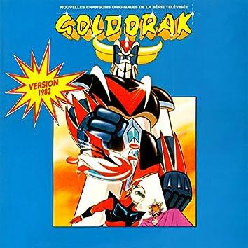 Goldorak : Et l'aventure continue (Bande originale de la série TV 1982)