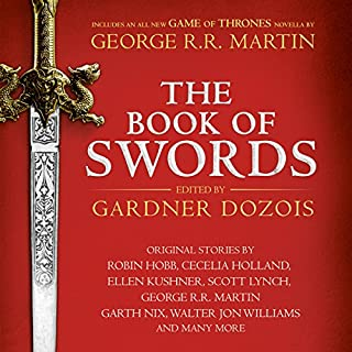 The Book of Swords cover art