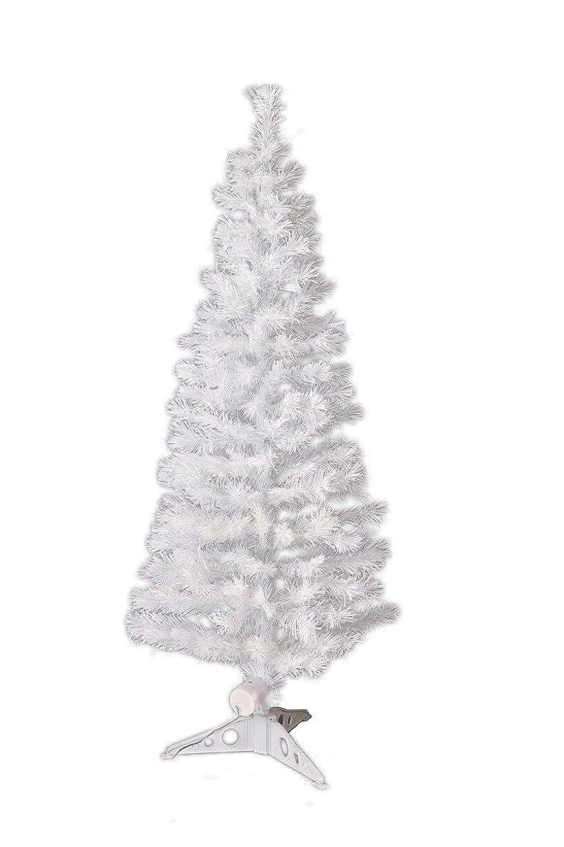 助言するかすかなぼかすクリスマスに!高輝度LEDホワイトファイバーツリー150cm