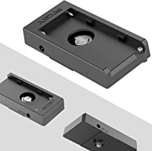TILTA TA-BTP-F970 F970 Battery Plate For BMPCC 4K Cage Blackmagic Pocket Cinema Camera 4K Rig ( F970 Battery Plate )