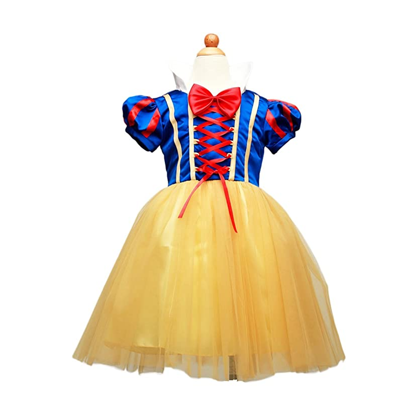 Wellin Little Girl's Princess Dress Costumes, Fancy Party Dress