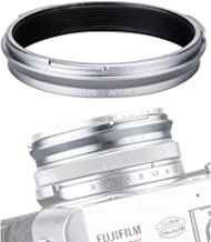 JJC 49mm Metal Filter Adapter Ring Lens Adapter Connector for Fujifilm X100F X100T X100S X100 X70 Installing UV Protector CPL Circular Polarizer ND Neutral Density Filter, Replace Fuji AR-X100 /Silver