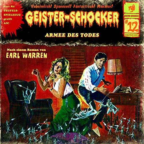 Armee des Todes audiobook cover art