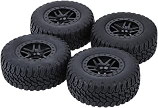 GoolRC 4Pcs/Set 1/10 Short Course Truck Tire Tyres for Traxxas HSP Tamiya HPI Kyosho RC Model Car