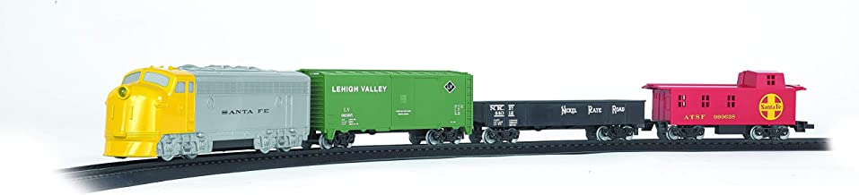Bachmann Trains - Rail Express Battery Operated Train Set - HO Scale
