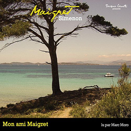 Couverture de Mon ami Maigret