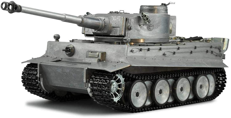 Panzer 1 16 Tiger I Full Metal 2.4 GHz, TRUE Sound
