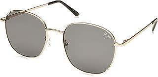 Quay Australia JEZABELL Women's Sunglasses Minimal Round Sunnies