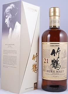 Nikka Taketsuru 21 Years Old 43% 0,7 l
