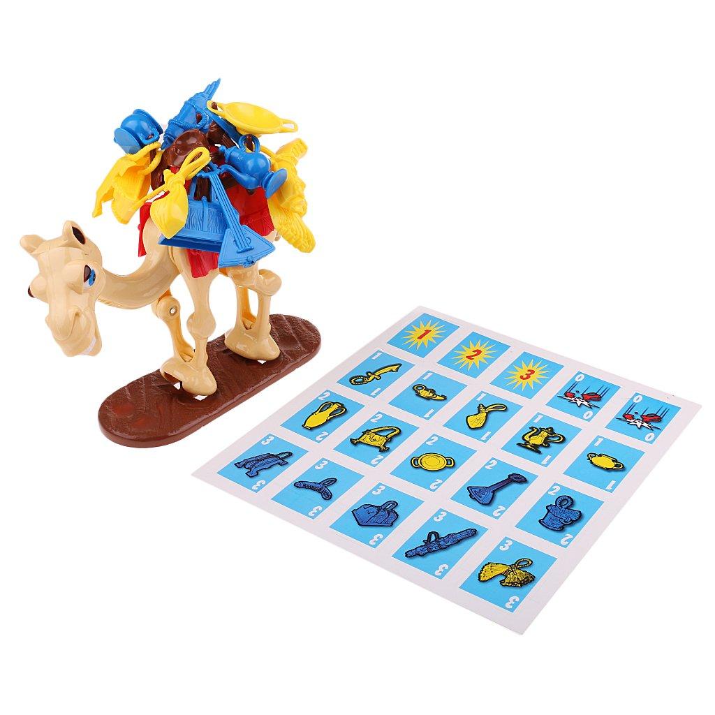 Camello Saddle Pack Up Game Set Juego Divertido: Amazon.es: Juguetes y juegos