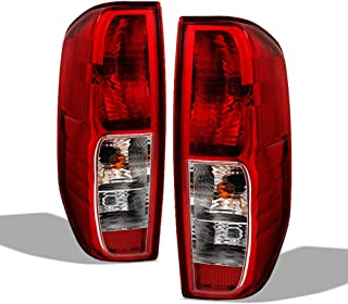 ACANII - For 2005-2017 Frontier 09-12 Equator Tail Lights Lamps Replacement Left+Right