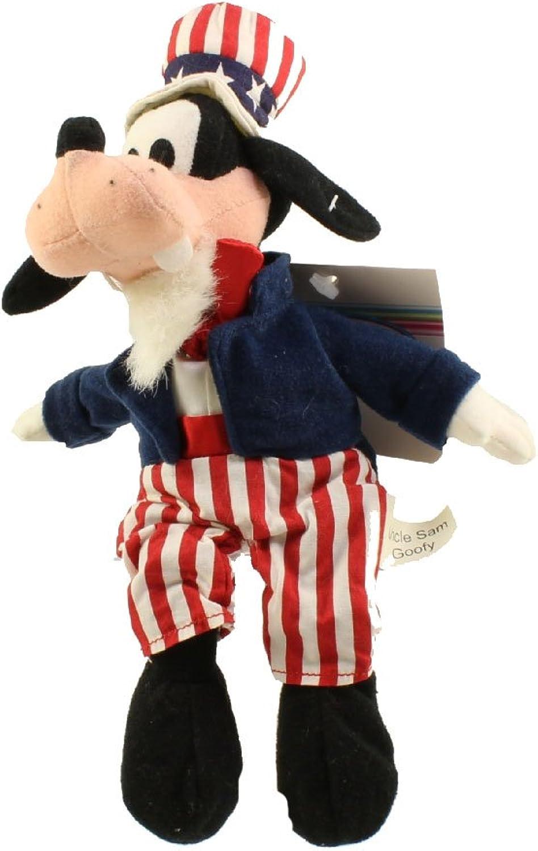 tienda en linea Goofy Goofy Goofy Uncle Sam - Disney Mini Bean Bag Plush by Disney  ¡no ser extrañado!