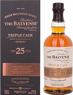 Balvenie 25 Years Old Triple Cask mit Geschenkverpackung 1 x 0.7 l