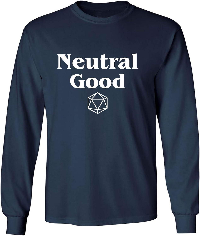 zerogravitee Neutral Good Adult Long Sleeve T-Shirt