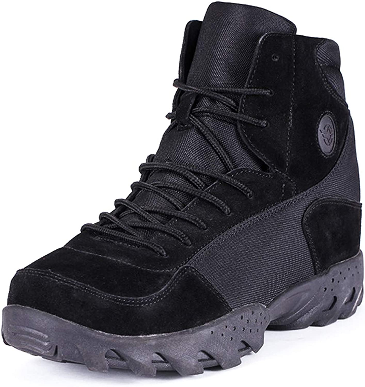 Outdoor high-top Combat Boots, Non-Slip wear, Second Hiking shoes, Tactical Boots