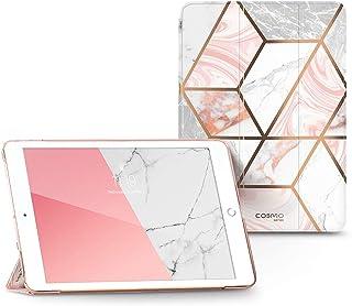 i-Blason Cosmo Lite Case for New iPad 8th/7th Generation, iPad 10.2 2020 2019 Case, Slim Trifold Stand Smart Case Transluc...
