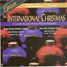 Christmas Cd: Angels We Have Heard on High/pat a Pan/wassail/il Est Ne/the Little Drummer Boy/prelude on