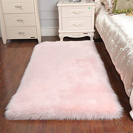 Amazon.co.uk: Pink - Carpets & Rugs / Home Accessories: Home ...