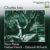 Ives;Piano Pieces