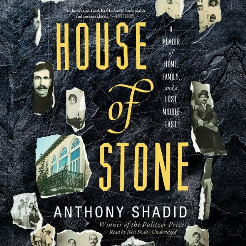 House of Stone cover art