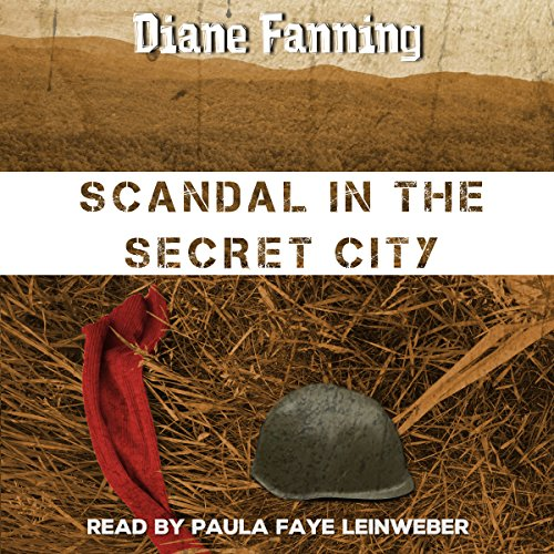 Scandal in the Secret City cover art