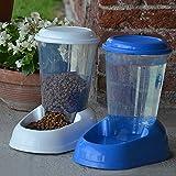 Zoom IMG-1 ferplast distributore cibo secco per