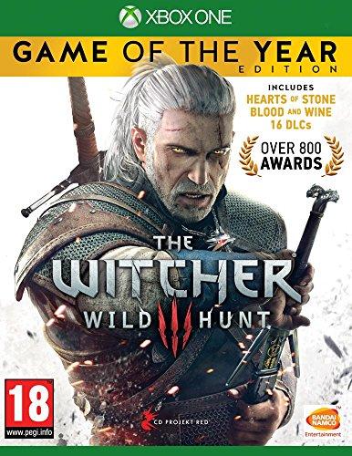 The Witcher 3: Wild Hunt - Édition Jeu De L'Année [Importación Francesa]