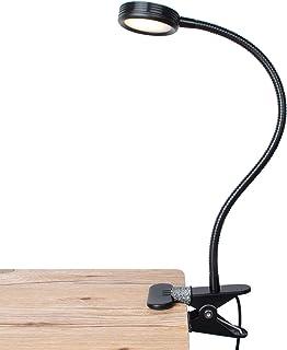 LEPOWER Clip on Light/Reading Light/Light Color Changeable/N