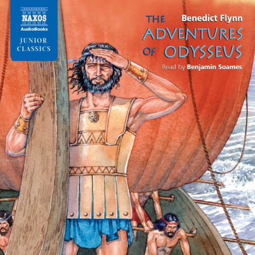 The Adventures of Odysseus audiobook cover art