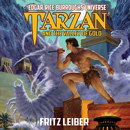 Tarzan and the Valley of Gold  By  cover art