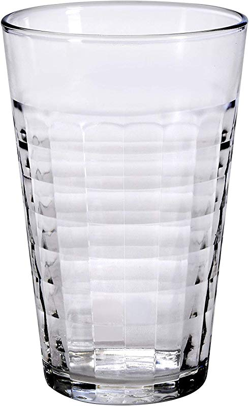 Duralex 1062AB06 6 Prisme Clear Tempered Glass 17 75 Oz
