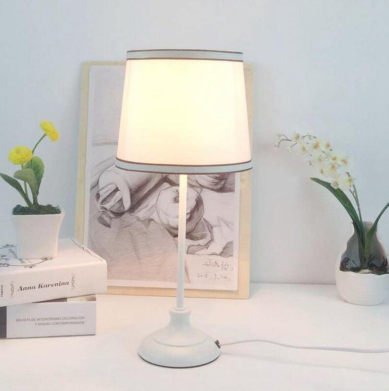 HRMAOI®,Amerikanisches Land, kreative Schlafzimmer Nachttischlampen, modern, stilvoll, Wohnzimmer Studie, Persönlichkeit, schmiedeeiserne Tischlampe, A-41  18cm B06VW162VT | Sale Outlet
