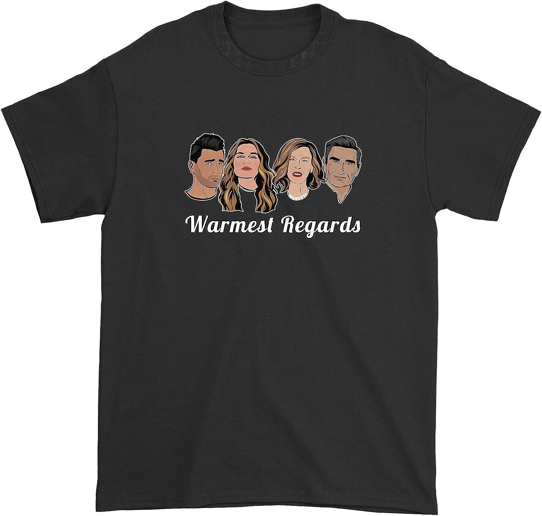 Teelesto Schittt-Creeek Warmest Superior Regards Unisex Hoodie T-Shirt Las Vegas Mall Sw